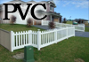PVC Ultimate Fencing