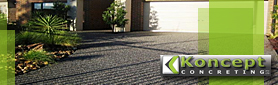 Koncept Concreting - Local & Professional Concreting Services