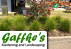 Gaffke's Gardening and Landscaping