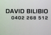 David Bilibio