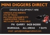 MINI DIGGERS DIRECT