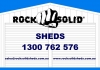 Rock Solid Sheds