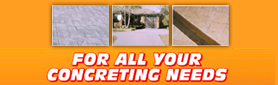 Residential & Commercial Concreting Specialists