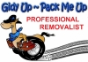 GIDY UP ~ PACK ME UP: HOME AND OFFICE REMOVALIST