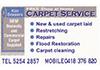 Kim Brasiers Carpet Service
