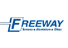 Freeway Screens-Aluminium-Glass