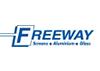Freeway Screens-Aluminium-Glass