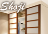 Shoji Screens and Doors