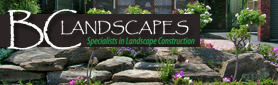 BC Landscapes - Landscape Design and Construction