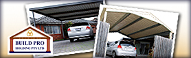 Buildpro Holding Pty Ltd - Carports