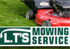 For All Your Lawn Mowing And Garden Maintenance Needs!