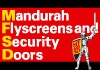 Mandurah Flyscreen & Security Doors