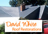 David White Roof Restorations
