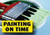 Painting On Time