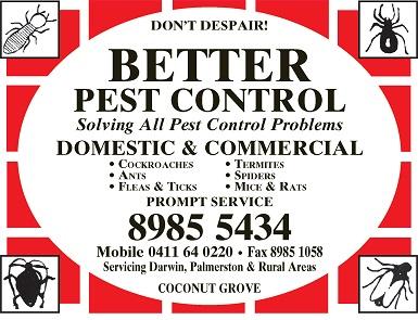 Better Pest Control