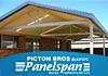 Picton Bros Panelspan - Patios