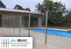 Glass Pool Fencing and Balustrades.
