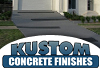 Kustom Concrete Finishes - Concreting Services