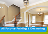 All Purpose Painting & Decorating