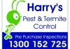 Harry's Pest and Termite Control
