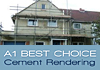 A1 Best Choice Cement Rendering