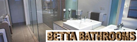 Betta Bathrooms QLD