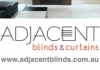 ADJACENT BLINDS & CURTAINS