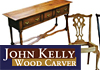 John Kelly Wood Carving