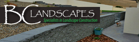 BC Landscapes - Retaining Walls