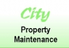 CITY PROPERTY MAINTENANCE