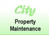 CITY PROPERTY MAINTENANCE