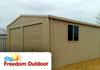 Freedom Outdoor - Quality Garages!
