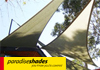 Quality Shade Sails at very Competitive Prices