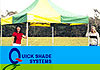 Quick Shade Systems - Portable Shade Sails