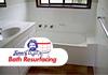 Quality Bathroom Resurfacing! Free quote & 7 year guarantee!