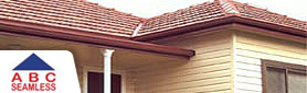 SPECIAL OFFER! - Pre Painted Aluminium Guttering with FREE Leafguard