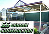 SS Garden Construction - Experts in Pergolas and Landscapes!