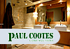 Bathroom Renovations - Paul Cootes Construction