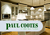 Kitchen Renovations - Paul Cootes Construction
