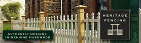Heritage Fencing - Your Ultimate Timber Fencing Specialists