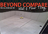 Beyond Compare Wall & Floor Tiling