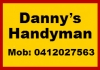 Danny's Handyman & Maintenance Services