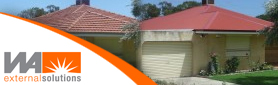 Re-roofing - WA External Solutions