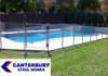 Pool Fencing - Canterbury Steel Works