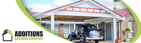 Additions Buildings - Carports