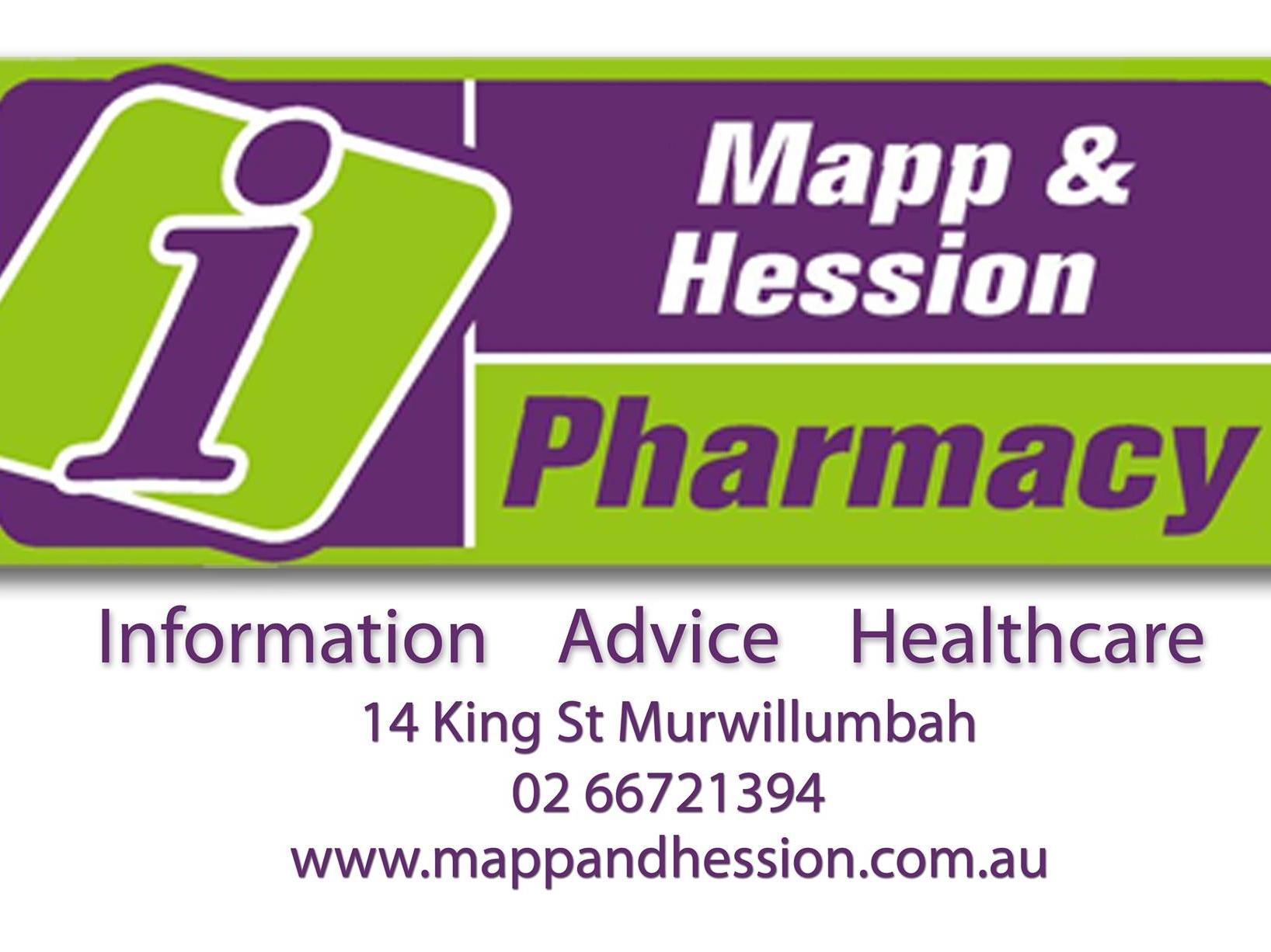 Greg Mapp & Paul Hession Pharmacy