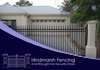 Hindmarsh Fencing & Wrought Iron Security Doors