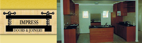 Impress Doors - Kitchen Renovations