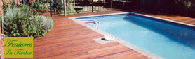 Decking - Timber Features Built With Care & Pride.