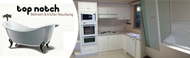 Top Notch Bathroom & Kitchen Resurfacing